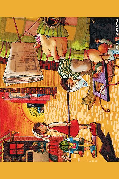 Leseprobe 1 von Comic Art Now, Einzelband - Kompendium