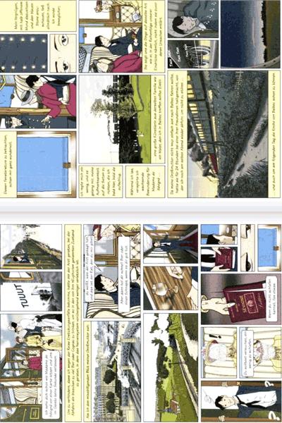 Leseprobe 1 von Auf der Suche nach der verlorenen Zeit, Band 5 - Im Schatten junger Mädchenblüte, Teil 1