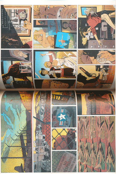 Leseprobe 2 von Die Straße nach Selma, Einzelband -