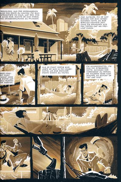 Leseprobe 2 von Das Herz des Zorro, Einzelband -