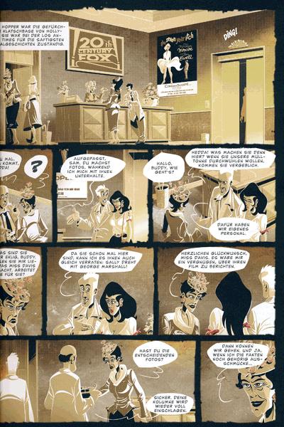 Leseprobe 4 von Das Herz des Zorro, Einzelband -