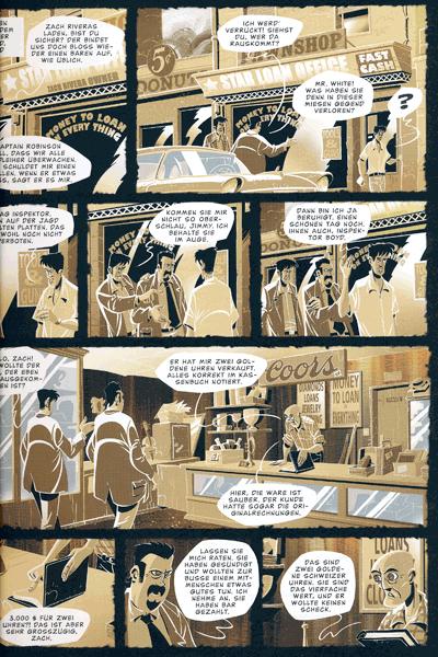 Leseprobe 5 von Das Herz des Zorro, Einzelband -