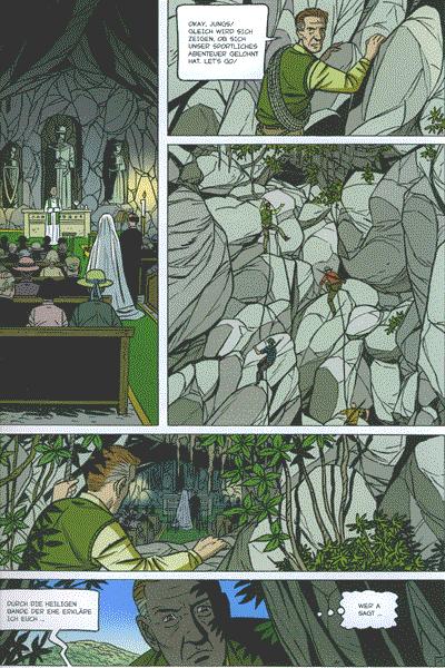Leseprobe von Die Töchter der Aphrodite, Band 3 - Jede Karte hat zwei Seiten