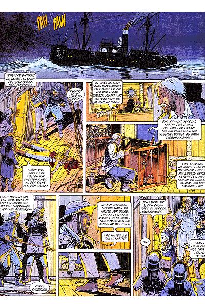 Leseprobe von Die Neptune, Band 3 - Iceberg