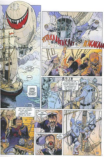 Leseprobe von Die Neptune, Band 4 - Showdown im S�dpazifik