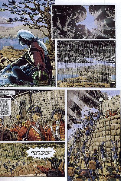 Leseprobe von Die Macht der Archonten, Band 6 - Der Adler und die Sphinx