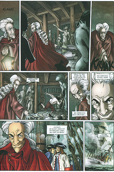 Leseprobe von Drachenblut, Band 3 - Im Namen des Vaters