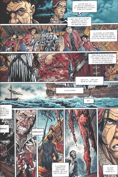 Leseprobe 2 von Drachenblut, Band 9 - Im Namen von ... Satan!