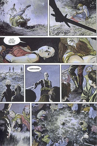 Die Seuche, Band 3 - Das Erbe