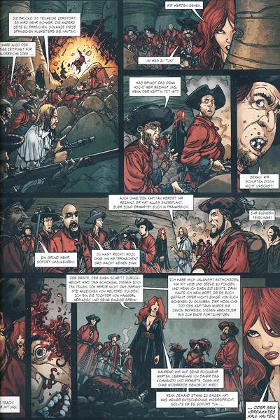 Leseprobe 3 von Drachenblut, Band 12 - Der andere Weg