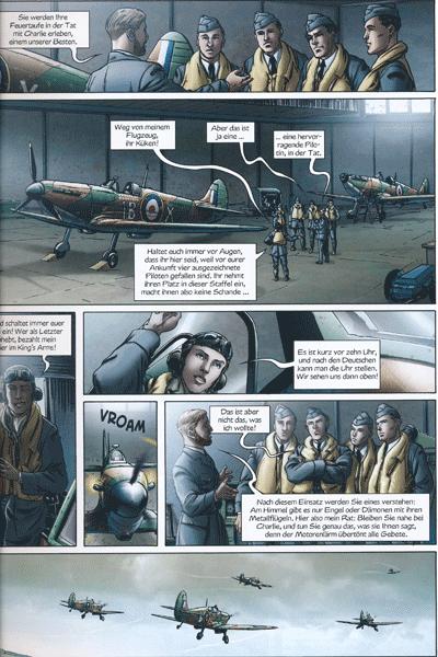 Leseprobe 1 von Lady Spitfire, Band 3 - Eine f�r Alle, und Alle f�r Eine