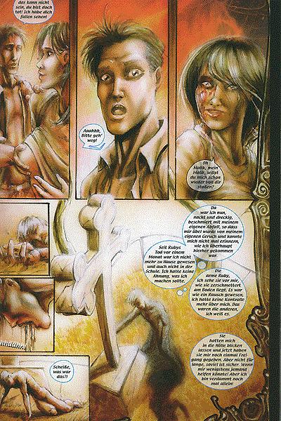 Leseprobe von Blue Evolution, Volume 3 Nr.3 von 3 - Offenbarung