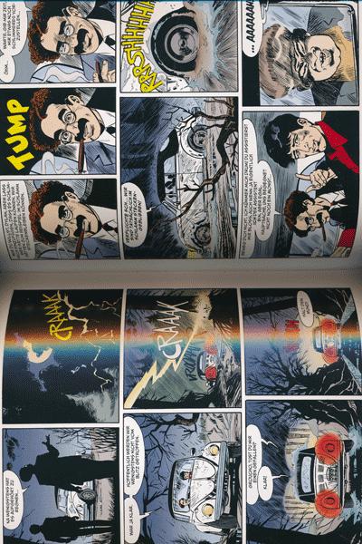 Leseprobe 3 von Dylan Dog Gesamtausgabe, Band 1 - Morgendämmerung der Untoten, Jack the Ripper, Vollmondnächte