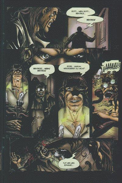 Leseprobe von Horrorama, Einzelband - Horror-Kurzgeschichten