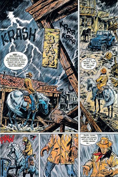 Leseprobe 1 von Tony Stark Integral, Band 1 - Die Jagd auf den Koffer