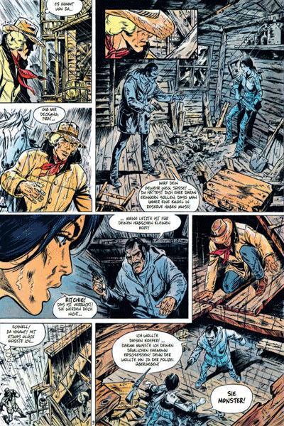 Leseprobe 2 von Tony Stark Integral, Band 1 - Die Jagd auf den Koffer