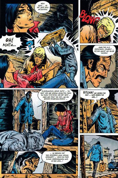 Leseprobe 3 von Tony Stark Integral, Band 1 - Die Jagd auf den Koffer
