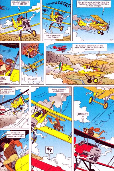 Leseprobe 2 von JANUARY JONES Integral, Band 2 - Das Pinkerton Drehbuch | Die Hörner des Stieres | Das Grab des Zeppelins