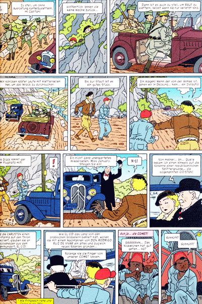 Leseprobe 3 von JANUARY JONES Integral, Band 2 - Das Pinkerton Drehbuch | Die Hörner des Stieres | Das Grab des Zeppelins