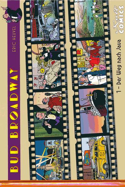 Leseprobe 1 von BUD BROADWAY, Band 1 - Der Weg nach Java