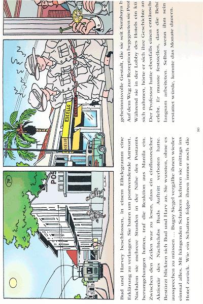 Leseprobe 4 von BUD BROADWAY, Band 1 - Der Weg nach Java