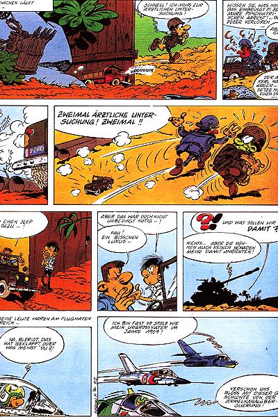 Leseprobe von Die Abenteuer der Minimenschen, Band 19 - Eslapion 2,...