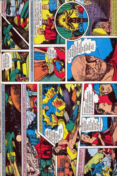 Leseprobe 2 von PLANET COMICS, Band 3 - Phantastische Abenteuer auf fremden Planeten