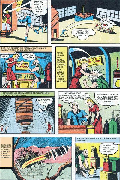 Leseprobe 4 von PLANET COMICS, Band 9 - Phantastische Abenteuer auf fremden Planeten