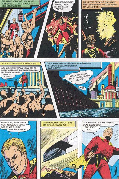 Leseprobe 5 von PLANET COMICS, Band 9 - Phantastische Abenteuer auf fremden Planeten