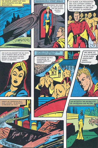 Leseprobe 6 von PLANET COMICS, Band 9 - Phantastische Abenteuer auf fremden Planeten