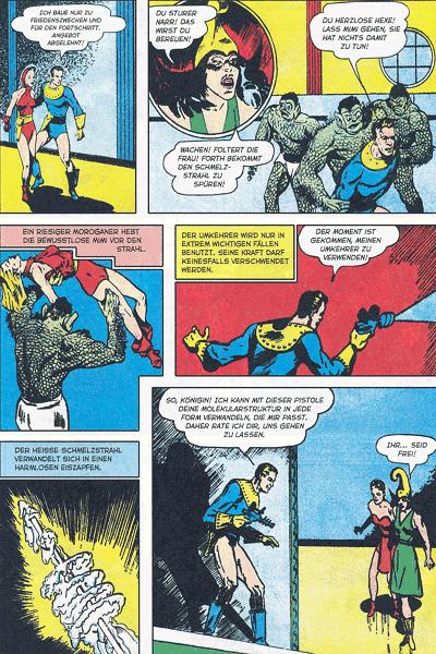 Leseprobe 4 von PLANET COMICS, Band 10 - Phantastische Abenteuer auf fremden Planeten