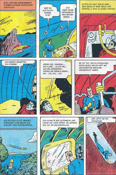 Leseprobe 6 von PLANET COMICS, Band 10 - Phantastische Abenteuer auf fremden Planeten