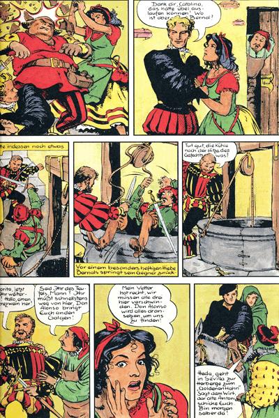 Leseprobe 1 von DON PEDRO, Band 1 - Ein Held des tollkühnsten Abenteuers aller Zeiten