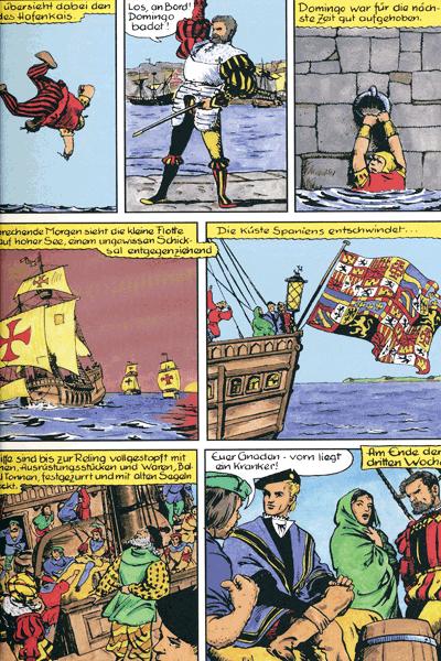 Leseprobe 2 von DON PEDRO, Band 1 - Ein Held des tollkühnsten Abenteuers aller Zeiten