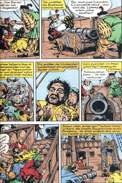 Leseprobe 3 von DON PEDRO, Band 1 - Ein Held des tollkühnsten Abenteuers aller Zeiten