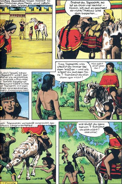 Leseprobe 2 von DON PEDRO, Band 2 - Ein Held des tollkühnsten Abenteuers aller Zeiten