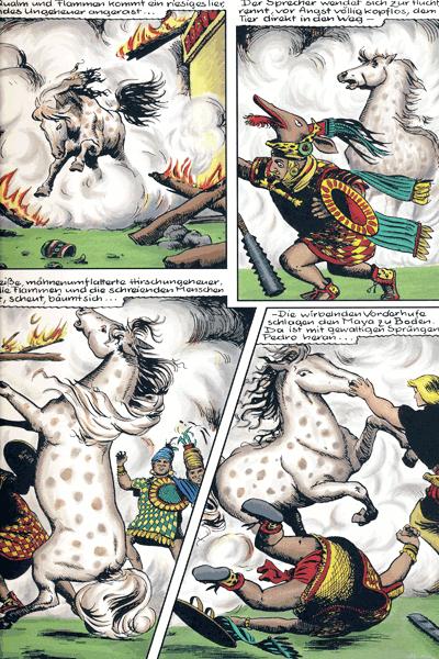 Leseprobe 3 von DON PEDRO, Band 2 - Ein Held des tollkühnsten Abenteuers aller Zeiten