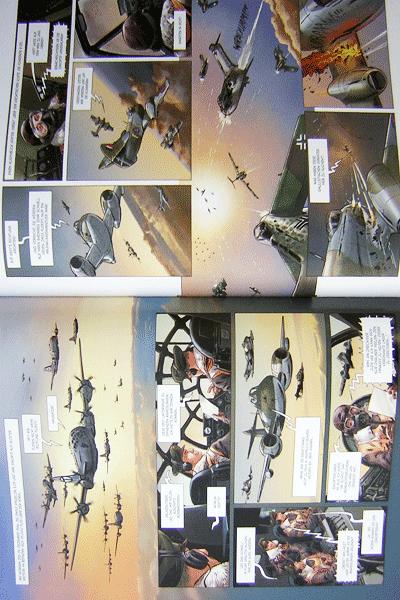 Leseprobe von Wunderwaffen, Band 3 - Die Verdammten des Reichs