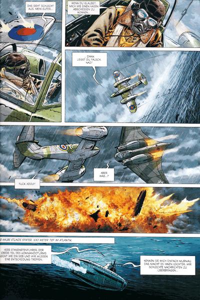 Leseprobe 1 von Wunderwaffen, Band 6 - Tag der Katastrophe