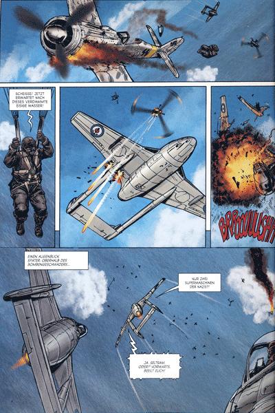 Leseprobe 2 von Wunderwaffen, Band 7 - Amerikabomber