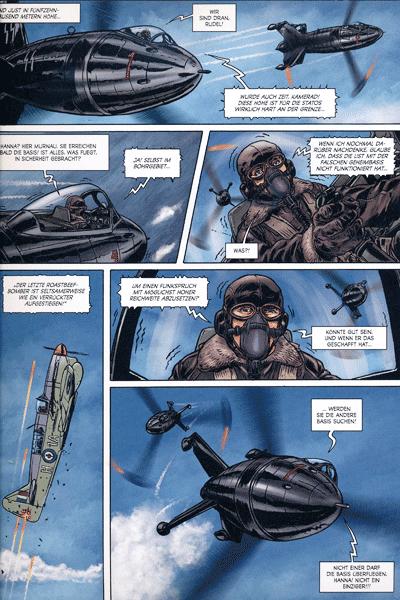 Leseprobe 3 von Wunderwaffen, Band 7 - Amerikabomber