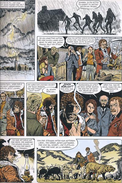 Leseprobe 4 von LUC ORIENT, Band 7 - Der Krater des Verderbens