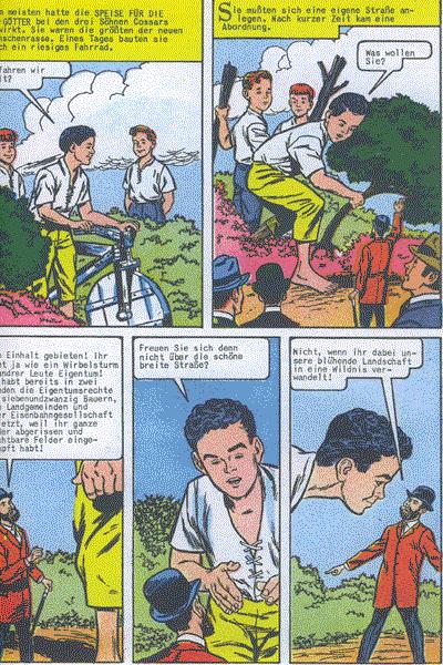 Illustrierte Klassiker (Softcover), Band 2 - Die Riesen kommen