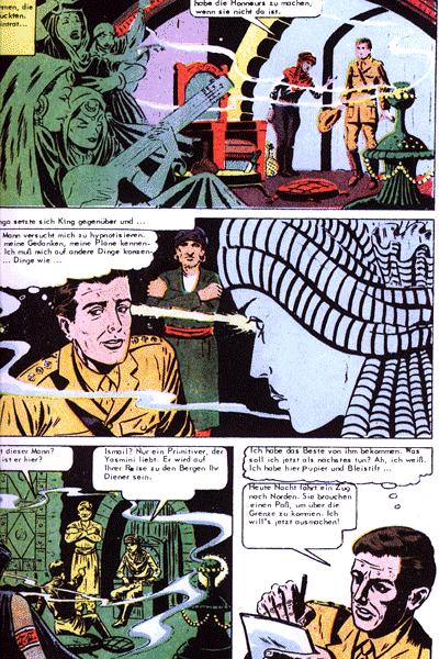 Leseprobe von Illustrierte Klassiker (Softcover), Band 165 - Das Herz der Berge