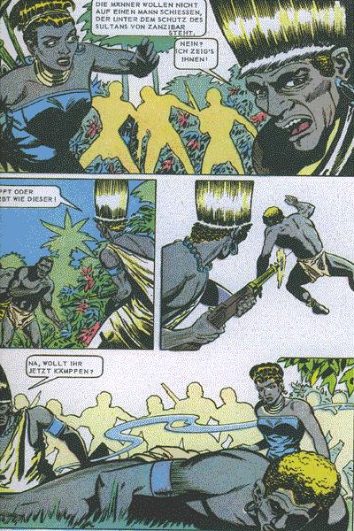 Leseprobe von Illustrierte Klassiker (Hardcover), Band 6 - Wie ich Livingstone fand