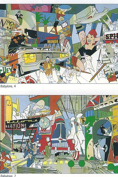 Leseprobe 2 von The Art of Daniel Torres, Einzelband -