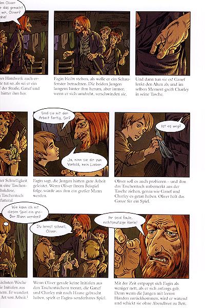 Leseprobe von Oliver Twist, Einzelband -