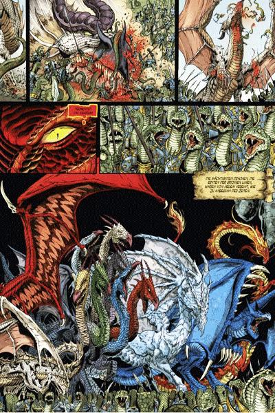 Leseprobe 3 von Die Chroniken des schwarzen Mondes (HC), Band 16 - Terra Secunda | Buch 2/2