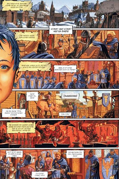 Leseprobe 2 von Die Geheimnisse des schwarzen Mondes (HC), Band 3 - Parsifal