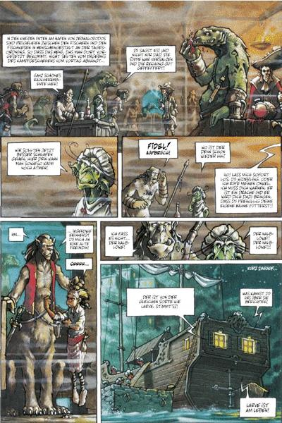 Leseprobe 1 von TROLL Gesamtausgabe, Band 2 - Buch 2